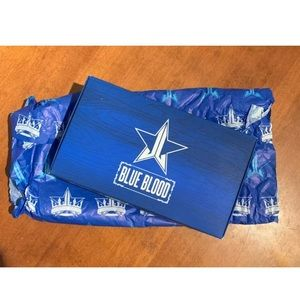 "Jeffree Star ""Blue Blood"" Palette 100% Auth"